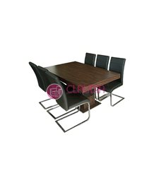 Stół Heban - rozkładany