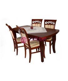 Stół Klose - rozkładany